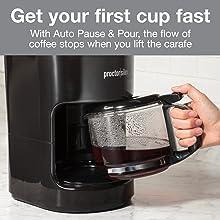 auto shutoff coffee machine