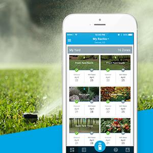 Rachio Irrigation Timer