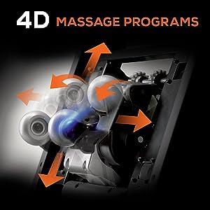 super novo 4d massage function