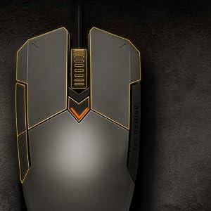 ASUS TUF Gaming Battle Box USB Gaming Keyboard Mouse Set