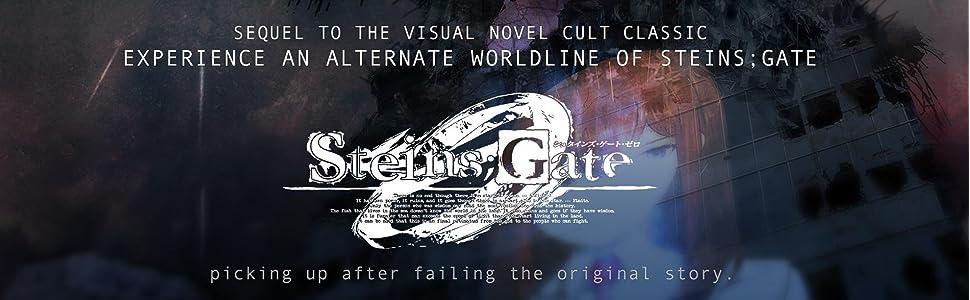 Steins;Gate 0 is the sequel to Steins;Gate