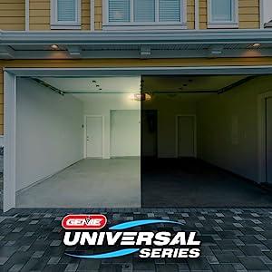 YOUR GARAGE JUST GOT BRIGHTER WITH GENIE LED GARAGE DOOR OPENER UNIVERSAL BULB