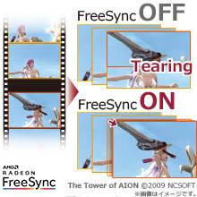 RADEON FreeSync AMD