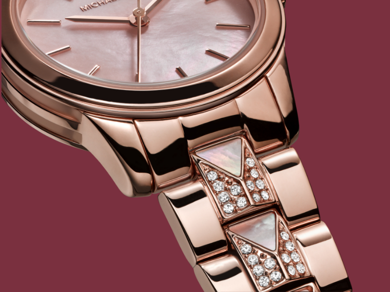 Michael Kors Watches Rose Gold Watches