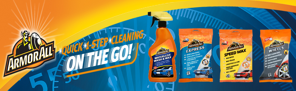 Armor All Gaa33016ml5a Felgenreinigungstücher Schnelle Reinigung In Nur Einem Arbeitsgang Ganz Ohne Wasser 24 Stück Auto