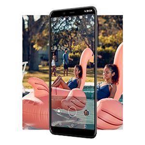 nokia, nokia mobile, nokia 3.1 plus, nokia 3.1, android, android pie, customized, slices, android 9