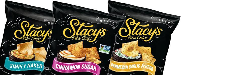 Stacys pita chips variety pack