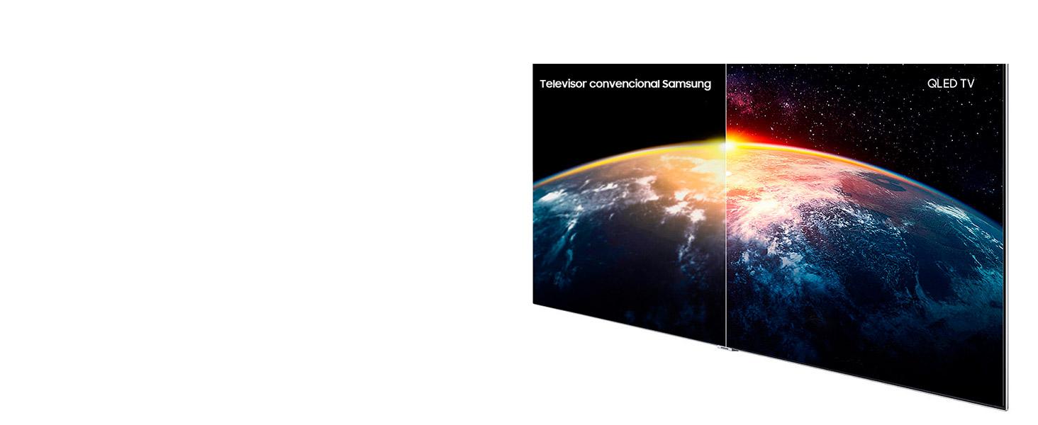 Samsung QLED 2018 55Q7FN - Smart TV Plano de 55