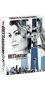 グレイズ・アナトミー シーズン14 コレクターズ BOX Part1