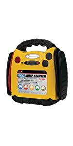 Small - Jump Starter with Smart Cable Technology and Portable Charging Bank · Jump Starter with Smart Cable Technology and Portable Charging Bank Kit ...