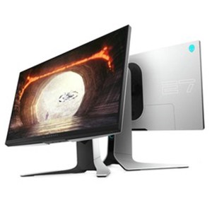 Alienware New AW2720HF 27 Inch FHD IPS LED Edgelight 2019 Monitor - Lunar Light (Full HD 1920 X 1080 240 Hz, AMD FreeSync)