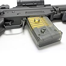 M82 Mag Airsoft Gun Clip with 55
