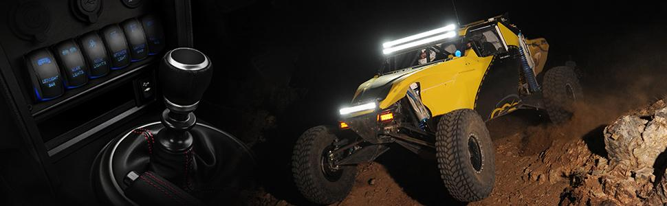 Wiring Off Road Lights Jeep Also With Off Road Atv Jeep Led Light Bar
