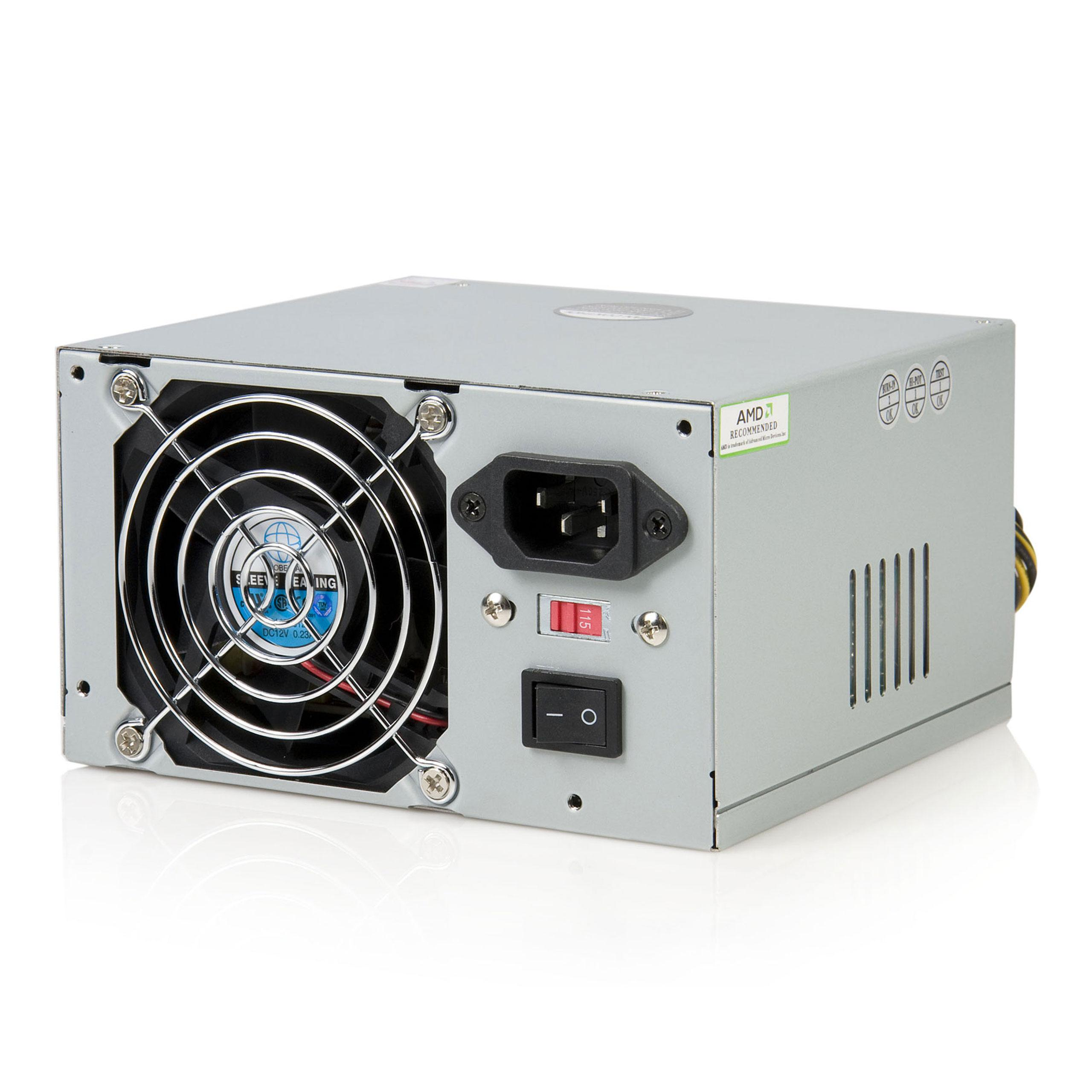 What kind of power supply is needed