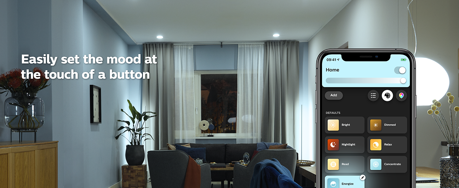 philips hue signify smart verlichting lamp lampen