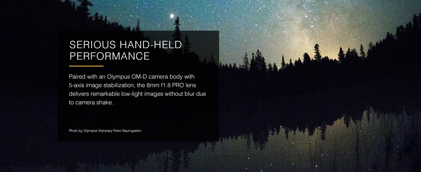 Hand-Held Performance