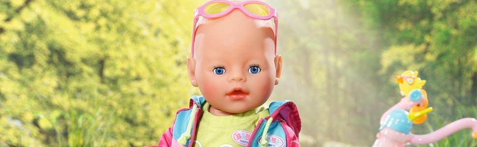 Zapf Creation 4001167823705 Puppenzubehör Mehrfarbig