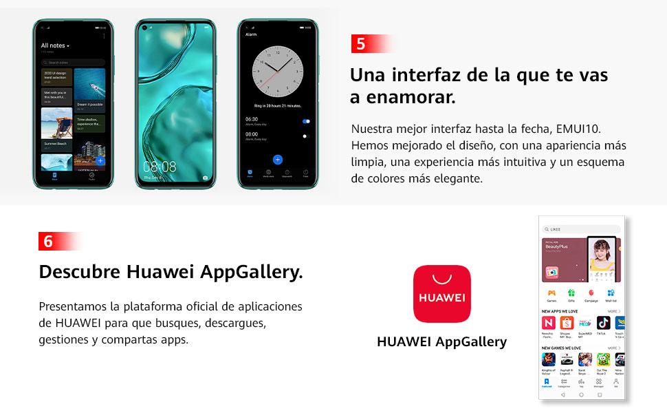Huawei P40 Lite App Gallery