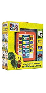 World of Eric Carle, Me Reader Electronic Reader and 8-Book Library