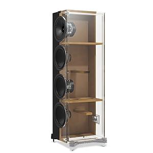 KEF Q Series Speaker Cabinet Deisgn