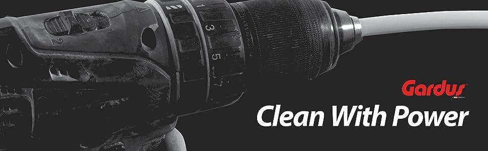 Dryer Vent Cleaning Kit Details about  /Gardus Rjr601 4-piece Lint Eater Jr