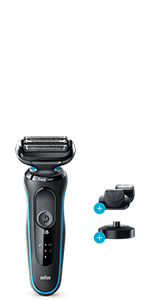 Braun Series 5 50-B1000s Afeitadora Eléctrica, máquina de afeitar ...
