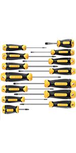 14 pcs screwdriver set