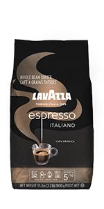 lavazza, espresso, italiano, coffee