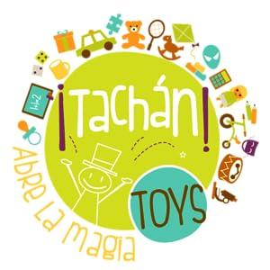 Tachan - Caballo Balancín con ruedas, marrón (Tachan 7272021W): Amazon.es: Juguetes y juegos