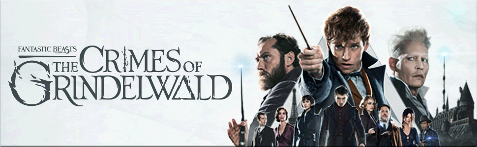 fantastic beasts; wizarding world; newt scamander; crimes of grindelwald; dumbledore; harry potter