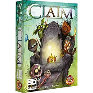 SD GAMES- Claim, Color (SDGCLAIM001): Amazon.es: Juguetes y juegos