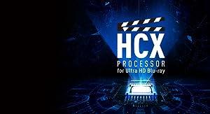 Faszinierende Bildqualität dank HCX-Prozessor