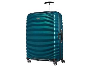 samsonite; lite shock; spinner; spinner 75; spinner l; maleta; maleta dura; maleta petrol blue