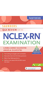 q&a review, silvestri, nclex