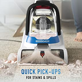 Amazon Com Hoover Powerdash Pet Compact Carpet Cleaner