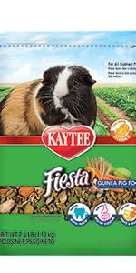 kaytee, fiesta food, hamster, guinea pig food, small animal food, rabbit food