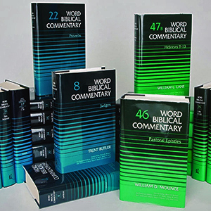 overview of commentary organization