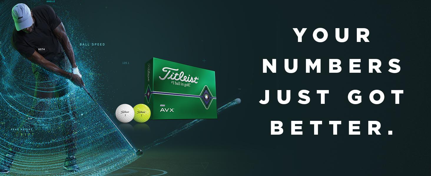 AVX Golf Ball