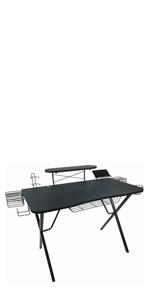 Pleasing Amazon Com Atlantic Gaming Original Gaming Desk Pro Home Interior And Landscaping Pimpapssignezvosmurscom