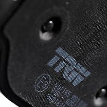 brake pad, brake pad kit, TRW brakes, brake accesories