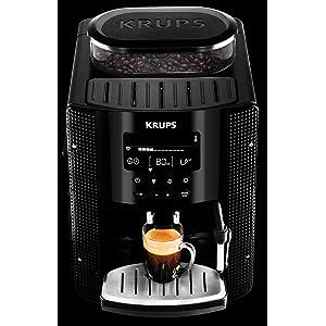 krups yy8135fd machine caf automatique avec broyeur grains essential ecran lcd cafeti re. Black Bedroom Furniture Sets. Home Design Ideas
