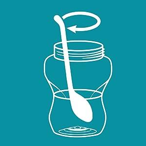stir bottle