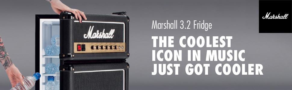 Marshall Fridge 3.2 Medium Capacity