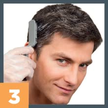 Men's Colourant, Men Expert, Excell 5, Hair Dye, Free from Ammonia, Grey coverage, natural look