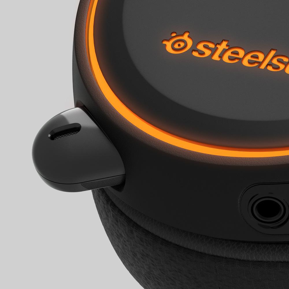 Amazon.com: SteelSeries Arctis 5 RGB Illuminated Gaming