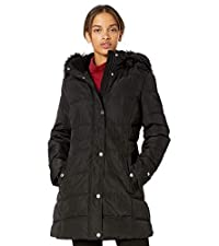 Midlength Puffer Coat