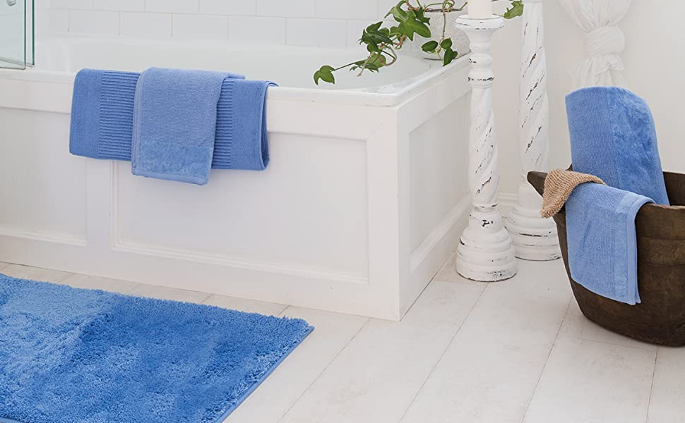 Microplush Bath Mats