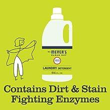 Meyer's Laundry Detergent, Lemon Verbena