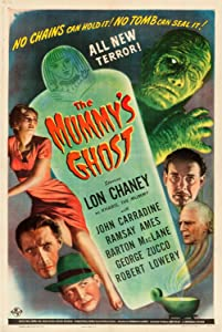 Mummys Ghost, Legacy Collection, Box Set, 1932, Hollywood Horror, Karloff, Classic Monsters