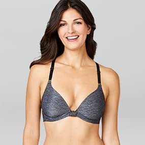 653aed922e Warner s Play It Cool Wire-Free Cooling Racerback Bra at Amazon ...
